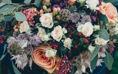 Beautiful Wedding Flowers in 5 Steps
