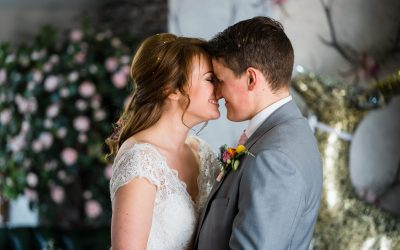 Real Wedding 'Ellie and Rich' At The Wellbeing Farm