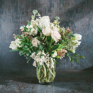 Luxury vase arrangement from Forage