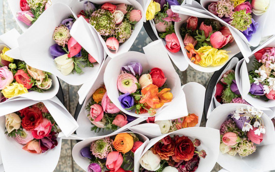Flower Subscription Bolton