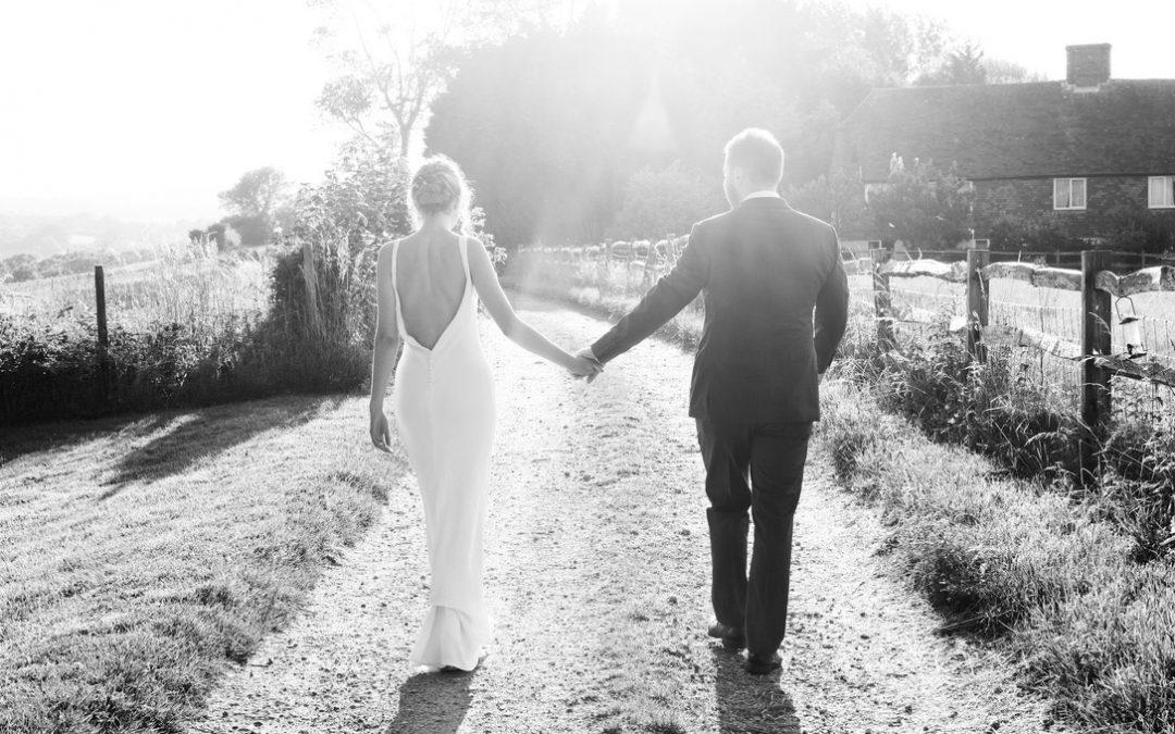 Real Wedding Beth and James